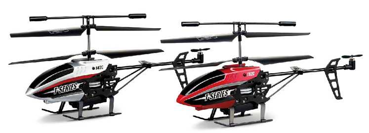 MJX T42 T42C RC Helicopter