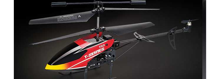MJX T53 T653 RC Helicopter