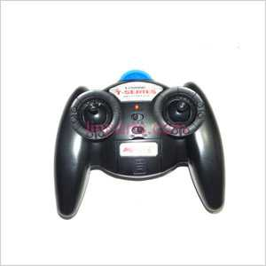 MJX T54 Spare Parts: Remote Control\Transmitter