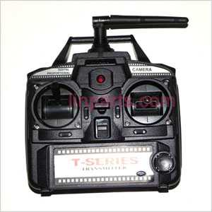 MJX T55 Spare Parts: Remote Control/Transmitter