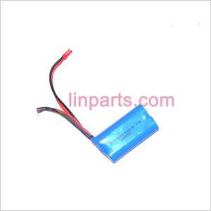 MJX T55 Spare Parts: Body battery 7.4v 1500mAh