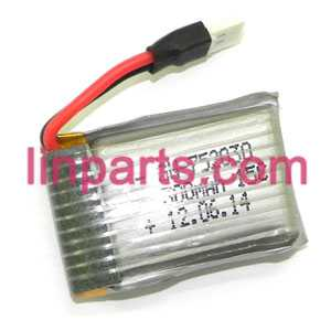MJX RC QuadCopter Helicopter X100 Spare Parts:battery(3.7V 300mAh)