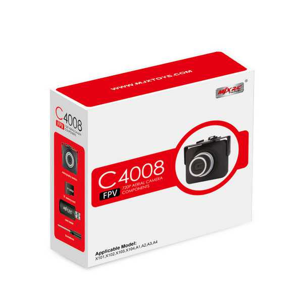 C4008 720P Real Time Aerial FPV Camera