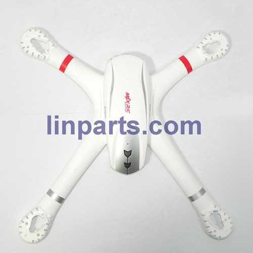 MJX X101C 2.4G 6 Axis Gyro 3D RC Quadcopter Spare Parts: Upper Head