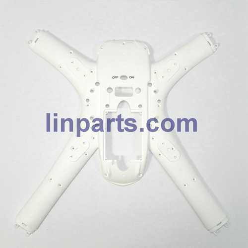MJX X101C 2.4G 6 Axis Gyro 3D RC Quadcopter Spare Parts: Lower board