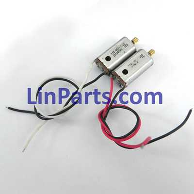 MJX X101C 2.4G 6 Axis Gyro 3D RC Quadcopter Spare Parts: Main motor