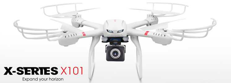 MJX X101 RC Quadcopter