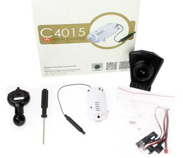 C4015 Real Time Aerial Camera