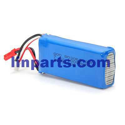 MJX X102H RC Quadcopter Spare Parts: Battery 7.4V 1300mAh