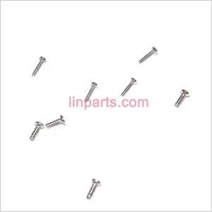 MJX X200 Spare Parts: Screws pack set