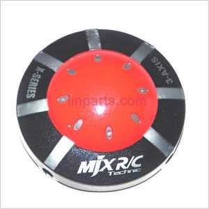 MJX X200 Spare Parts: Copter cover(Red)