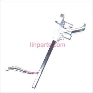 "MJX X200 Spare Parts: Side bar set(Forward Black & White wire work with ""B"" blades)"