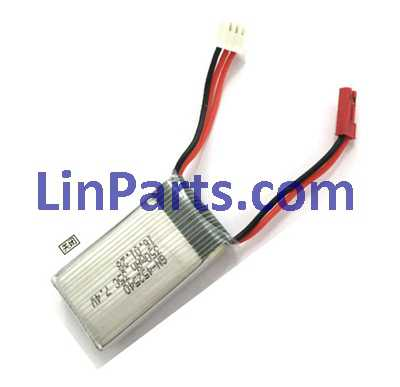 MJX X301H RC QuadCopter Spare Parts: Battery