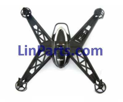 MJX X301H RC QuadCopter Spare Parts: Upper Head cover