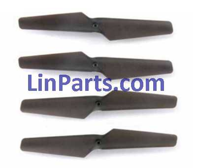 MJX X301H RC QuadCopter Spare Parts: Main blades set
