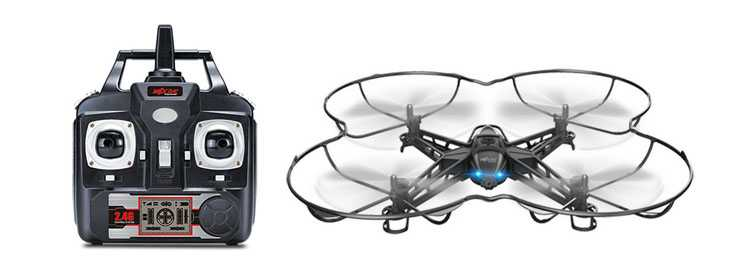 MJX X301H RC Quadcopter