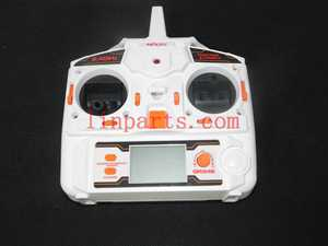 MJX X400-V2 RC QuadCopter Spare Parts: Remote Control/Transmitter