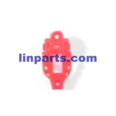MJX X400-V2 RC QuadCopter Spare Parts: lid after the main(Red)