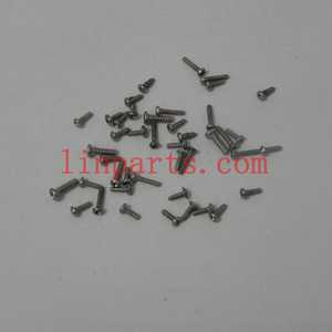 MJX X400-V2 RC QuadCopter Spare Parts: screws pack set
