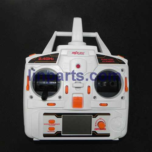MJX X500 2.4G 6 Axis 3D Roll FPV Quadcopter Real-time Transmission Spare Parts: Remote Control/Transmitter