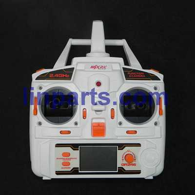 MJX X600 2.4G 6-Axis Headless Mode Spare Parts: Remote Control/Transmitter