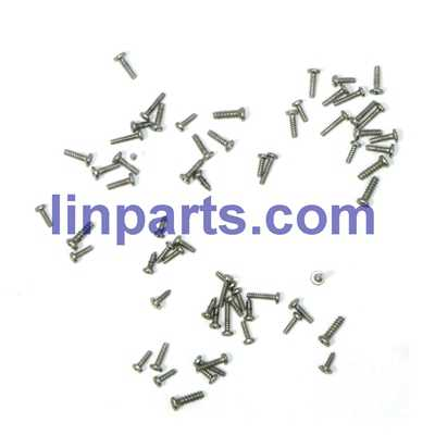 MJX X601H X-XERIES RC Hexacopter Spare Parts: screws pack set