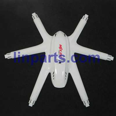 MJX X600 2.4G 6-Axis Headless Mode Spare Parts: Upper Head cover[White]