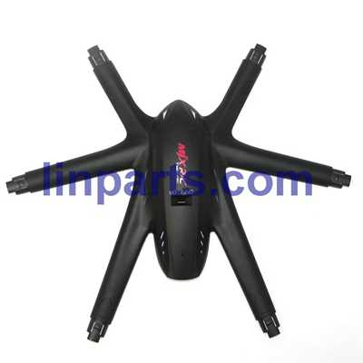 MJX X601H X-XERIES RC Hexacopter Spare Parts: Upper Head cover[Black]