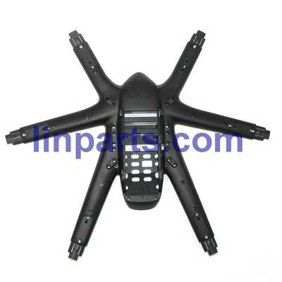 MJX X601H X-XERIES RC Hexacopter Spare Parts: Lower board[Black]