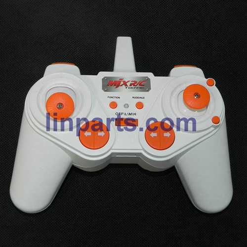 MJX X800 2.4G Remote Control Hexacopter 6 Axis Gyro 3D Roll Stumbling UFO Spare Parts: Remote Control/Transmitter