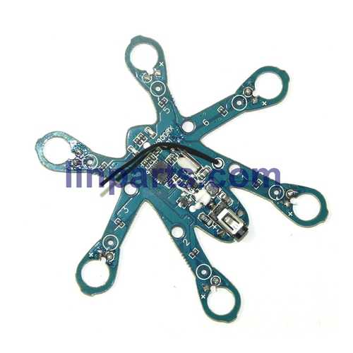 MJX X900 X901 3D Roll 2.4G 6-Axis First Nano Hexacopter Spare Parts: PCB/Controller Equipement