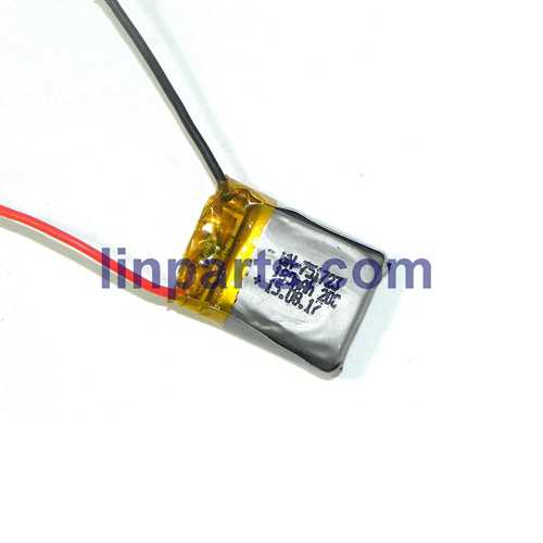 MJX X900 X901 3D Roll 2.4G 6-Axis First Nano Hexacopter Spare Parts: Battery 3.7V 180mAh