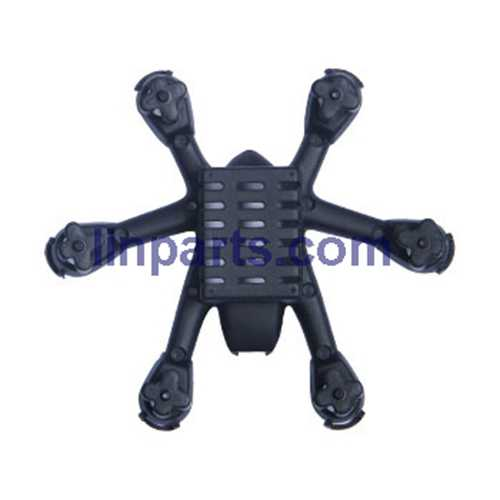 MJX X900 X901 3D Roll 2.4G 6-Axis First Nano Hexacopter Spare Parts: Lower board[Black]