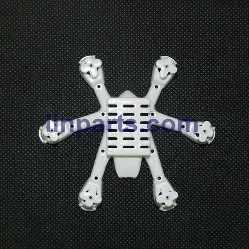 MJX X900 X901 3D Roll 2.4G 6-Axis First Nano Hexacopter Spare Parts: Lower board[White]