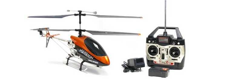 Double Horse Volitation 9053 RC Helicopter