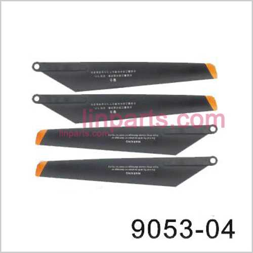 Shuang Ma 9053 Spare Parts: Main blade