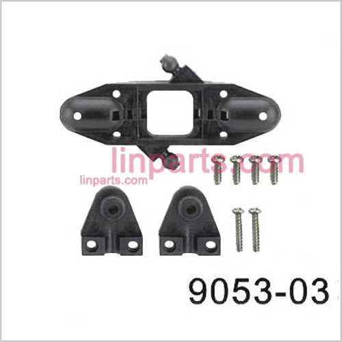 Shuang Ma 9053 Spare Parts: Main blade grip set