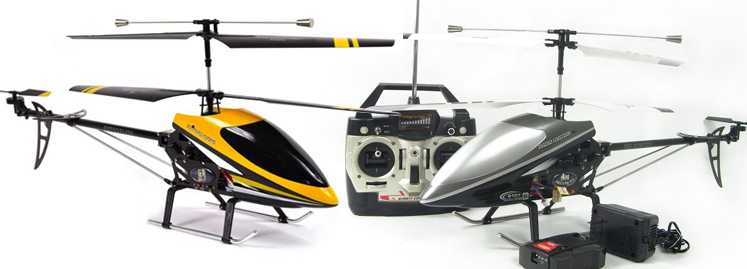 Double Horse 9101 RC Helicopter