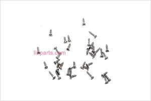 Shuang Ma/Double Hors 9103 Spare Parts: screws pack set