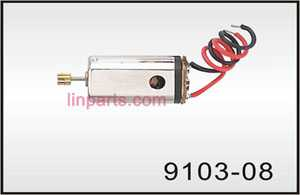 Shuang Ma/Double Hors 9103 Spare Parts: main motor
