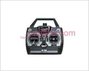 Shuang Ma/Double Hors 9104 Spare Parts: Remote Control\Transmitt