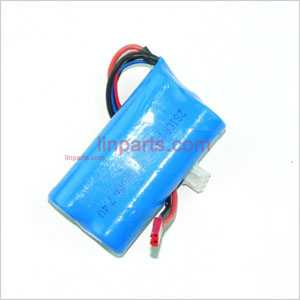 Shuang Ma/Double Hors 9104 Spare Parts: Body battery(7.4V 1500mA