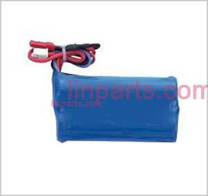 Shuang Ma/Double Hors 9104 Spare Parts: Body battery(7.4V 1300mA