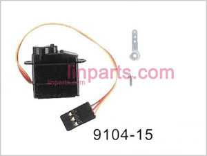 Shuang Ma/Double Hors 9104 Spare Parts: Servo