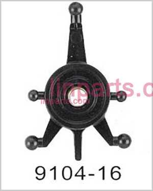 Shuang Ma/Double Hors 9104 Spare Parts: Swash plate