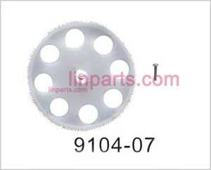Shuang Ma/Double Hors 9104 Spare Parts: main gear