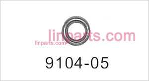 Shuang Ma/Double Hors 9104 Spare Parts: Bearing 7*4*2mm