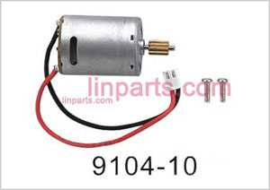 Shuang Ma/Double Hors 9104 Spare Parts: main motor set