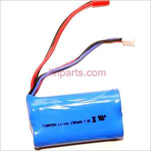 Shuang Ma/Double Hors 9117 Spare Parts: Battery(7.4V 1300mAh)