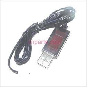 Shuang Ma 9128 Spare Parts: USB charger